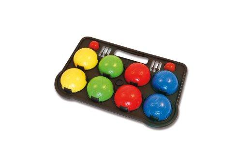GamePoint Bandito Boule Boccia-Set aus 8 Kunststoffkugeln - EU-Produkt