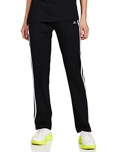 Adidas Women's Track Pants (DU0841_Black/White_X-Small)