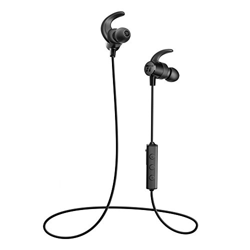 TaoTronics Bluetooth Headphones Wireless 5.0 in Ear Earbuds...