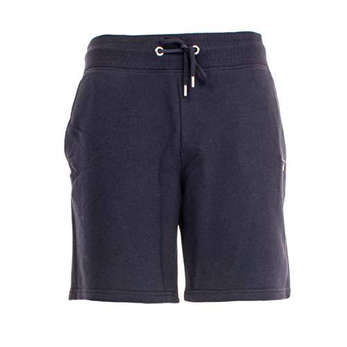 GANT Herren Original-Schweiß-Shorts L Blau(433)