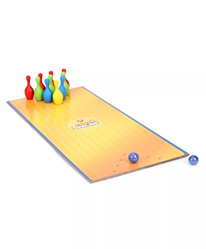 Toysbox Finger Bowling Kit (Table TOP BOLWING)