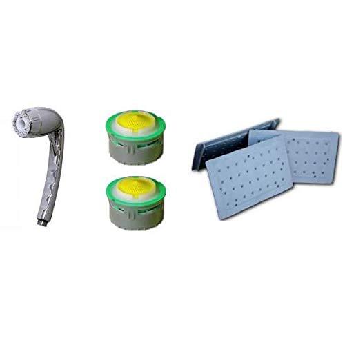 Ecogam - Kit économie d'eau Robinet, douchette ECOGYXEN, et WC - ECOBOA00438