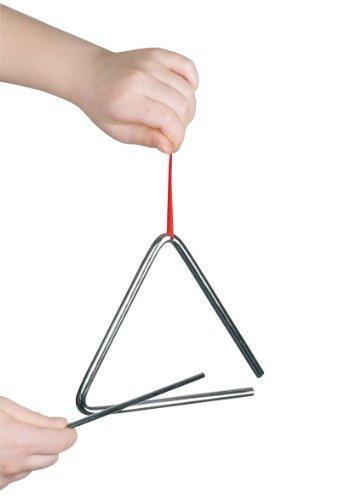 Goki Triangle Multicolored Musical Toy