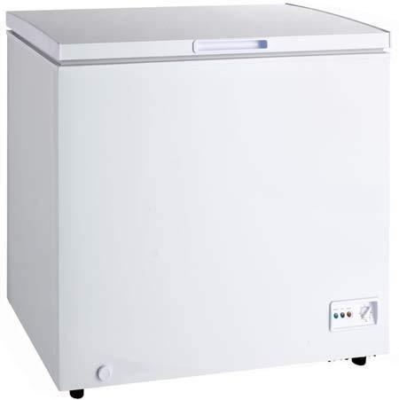 HIGHTEC NX15O Gefrierschrank horizontal mit Bündel 150 l Mono-Tür Farbe weiß - Klasse A+ - Ideal für Haus, Büro, Geschäft