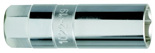 KS Tools 150.9421 Stoßdämpfer-Außensechskant-Gegenhalter-Stecknuss, 21 mm