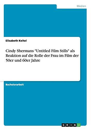 Cindy Shermans