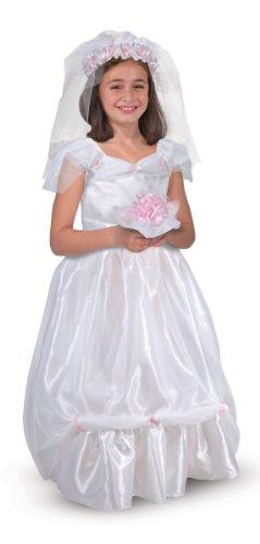 Melissa & Doug - 14274 - Costume De Mariée
