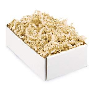 Papier-Füllmaterial Kräuselpapier für Geschenke - 500 gr (champagnerfarbend)