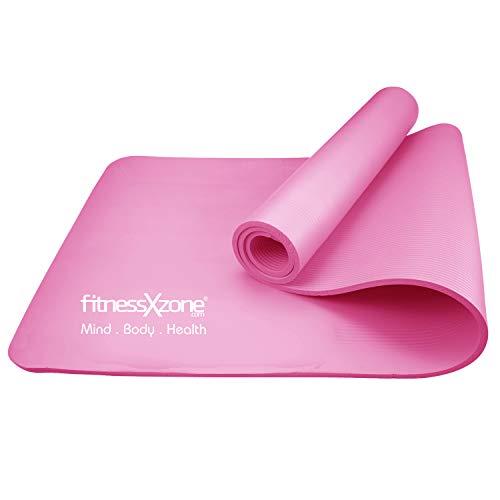 Yoga Mat - EXTRA THICK 6mm - 173cm x 61cm - Non Slip Exercise/Gym/Camping/Picnic Mat...