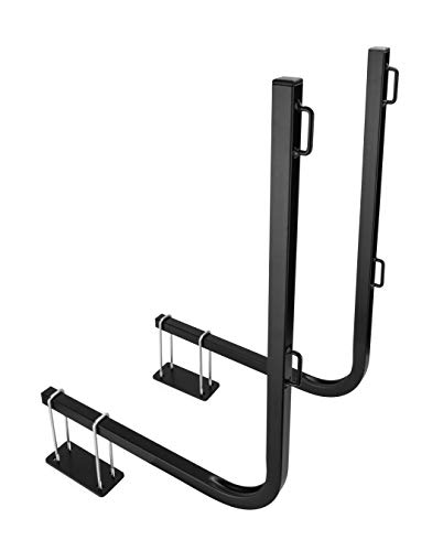 Camco Rhino Bumper Mount RV Tote Tank Carrier - Mounts Directly onto Your RV Bumper to Secure Your Rhino Tote Tank in Place During Travel ; Fits All Tote Tank Sizes : 15, 21, 28, & 36 Gallon (39010)