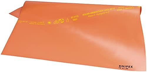 KNIPEX Abdecktuch aus Gummi 1000V-isoliert 98 67 05