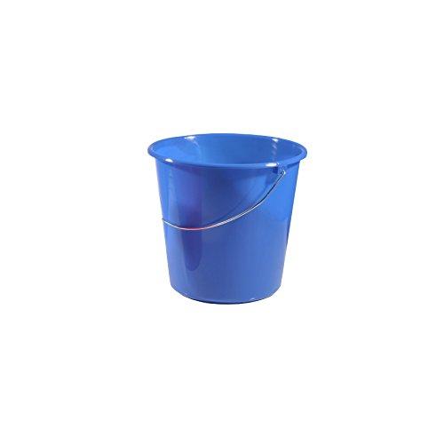 5 Liter Putzeimer mit Skala Eimer Kunststoff Wassereimer Wischeimer Scheuereimer (5-10 Liter)