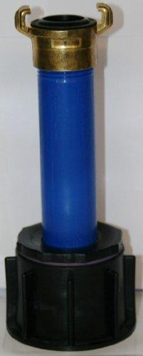 Manchon aME90R100 dN32 avec tube en plastique 100 mm-aG 1 \