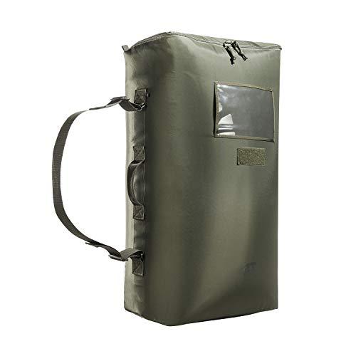 Tasmanian Tiger TT Travel Cover Sac à dos de protection et poches de voyage Imperméable Durable Anti-taches Taille L Olive