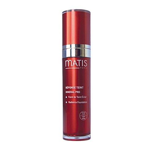 Reponse Teint Mineral Pro Foundation by Matis Paris Medium Beige 30ml by Matis Paris