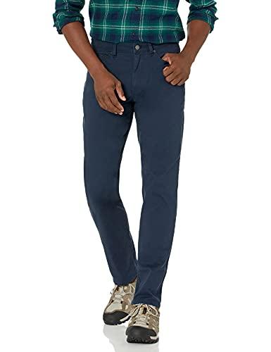 Amazon Essentials Men's Athletic-Fit 5-Pocket Stretch Twill Pant