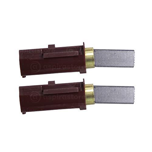 Paar Kohlebürste für Motor Dunstabzugshaube Lamb Ametek Cod. 117123–00und andere Codes