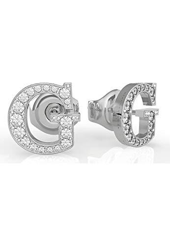 Guess Femme Aucun Type de métal Autre Forme Pas Une Pierre précieuse Boucles d'oreilles UBE79109