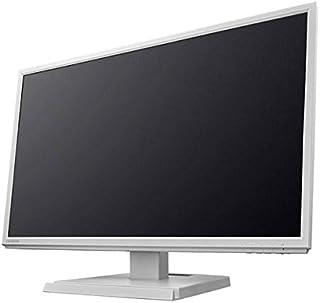アイ・オー・データ機器 LCD-CF241EDW 「5年保証」広視野角ADSパネル採用 USB Type-C搭載23.8型ワイド液晶ディスプレイ ホワイト
