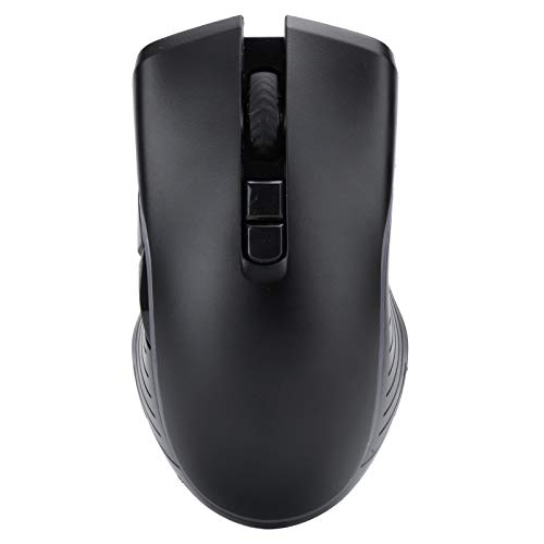 Eboxer Universal Wireless Mouse, RGB Luminous Wireless Mouse, with Receiver and Data Line, Type-C Office Gaming Home Computer Accessories, for Laptop, Computer, PC, etc