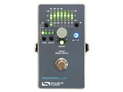 Source Audio SA170 Programmable EQ ギターエフェクター