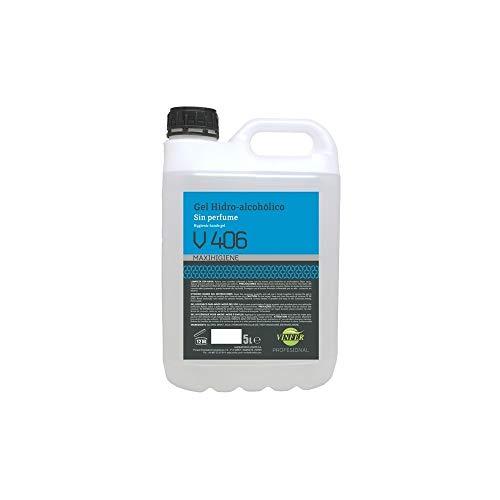 Gel hidroalcoholico bidon 5 litros (V 406)