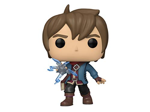 Funko- Pop Animation: Dragon Prince-Callum Collectible Toy, 45102, Multicolour