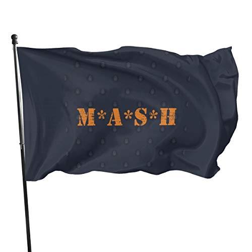 N/ Mash TV-Show Serie Sitcom 70er Jahre 4077. Vintage Flagge Banner Flaggen, 91 x 152 cm