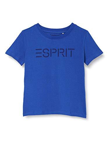 ESPRIT Baby-Jungen T-Shirt, Bright Blue|Blue, 98