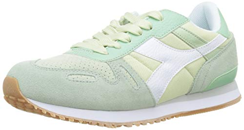 Diadora Damen Titan Wn Soft Sneaker, Grün (Verde Spray 70232), 38 EU