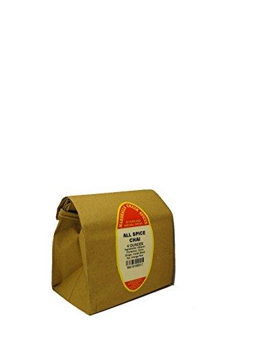 Marshall's Creek Spices Loose Leaf Tea, All Spice Chai, 4 Ounce