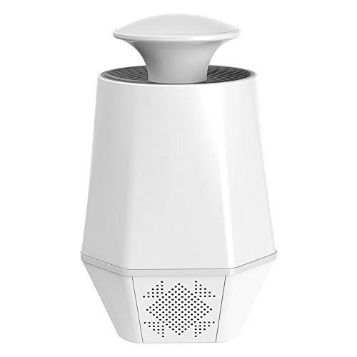 KFRSQ Anti-muggenlamp Fly Killer Bug Zapper anti-muggensensor, USB, inhalatie, huismuizen (134 x 220 mm)