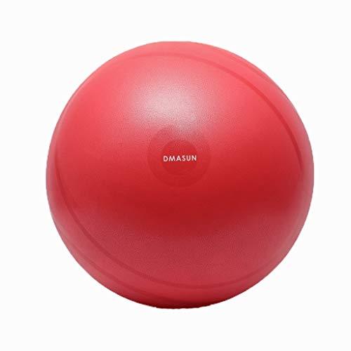 Yoga Ball Bewegung DM Gymnastikball Hebamme Gewicht verlieren Balance Ball Fitness Sport- und Fitnessball Explosionssicher Hilfs (Color : B, Size : 65cm)