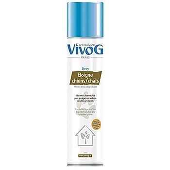 Vivog - Spray répulsif chien et chat pour intérieur 300 ml