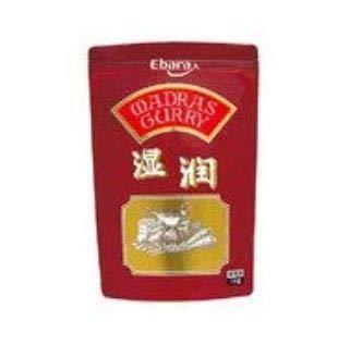 エバラ カレールウ(湿潤マドラスカレー) 1kg(約35皿分)×3袋 業務用