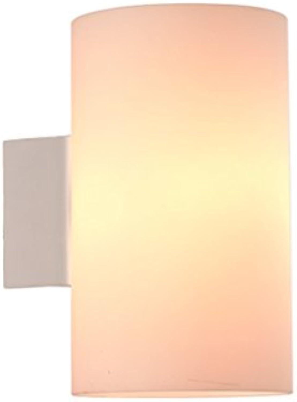 & Perfect & - LED Wandleuchte Schlafzimmer Nachttischlampe modernes minimalistisches Glas Nordic japanische Wohnzimmer Balkongang Treppenhaus Wandleuchte