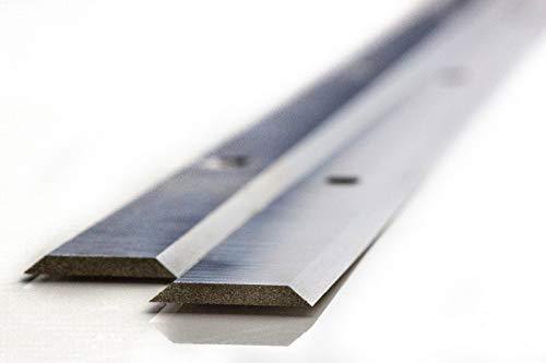 6 Stück/Scheppach Dickenhobel PLM1800 Hobelmaschine Ersatzhobelmesser 18% HSS