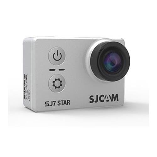 SJCAM SJ7 Star 16MP Native 4K Gyro Action Camera, Silver