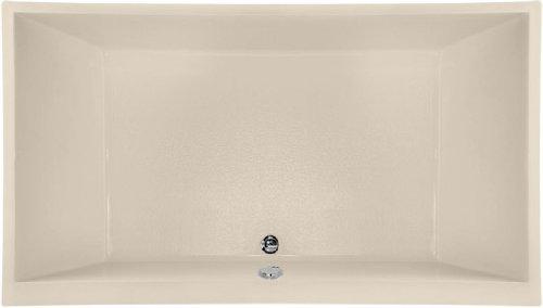 Hydro Systems Designer EIL8650ATO Eileen 86' x 50' x 19' Soaking Acrylic Bath Tub