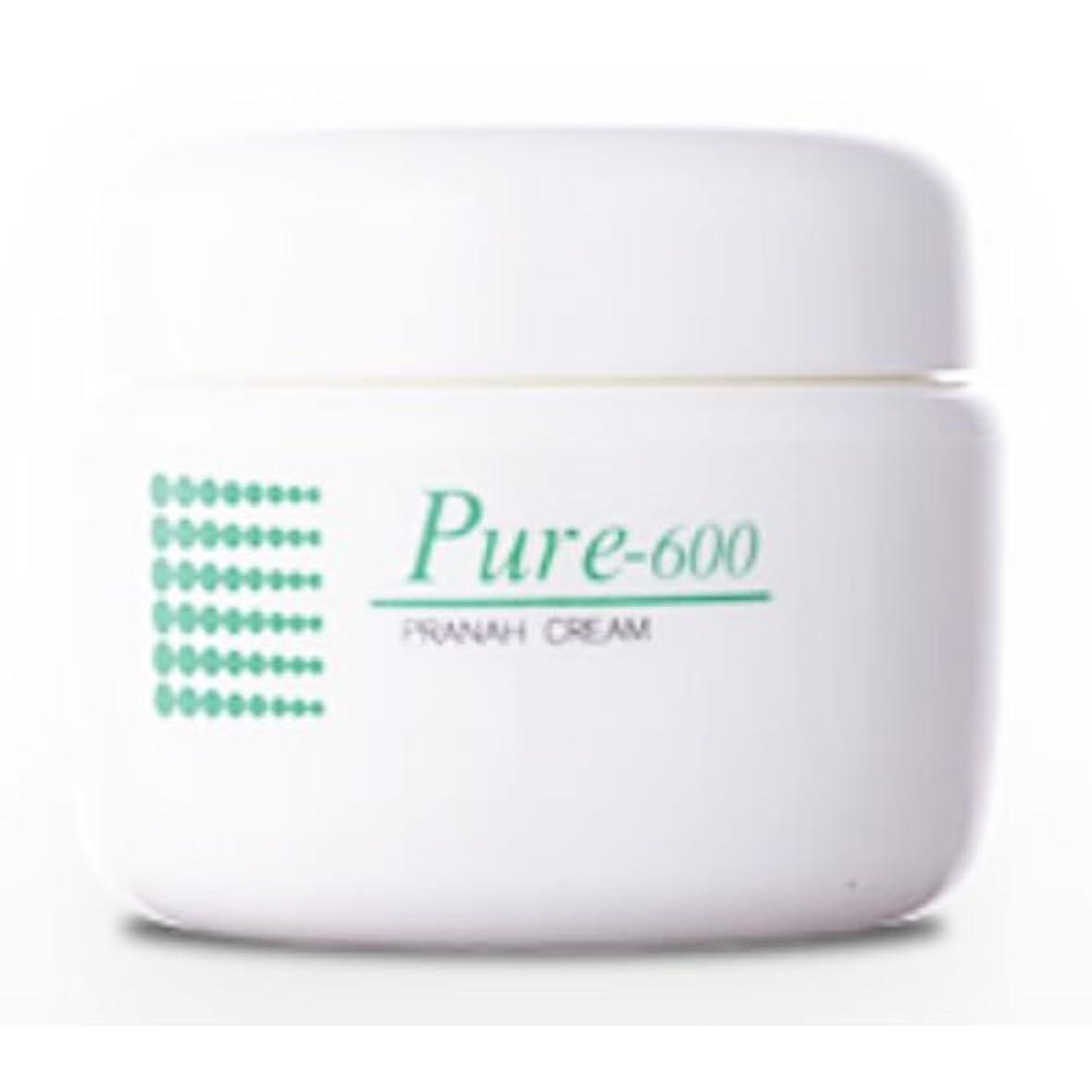 刺激する離れてまろやかなセブ Pure-600プラーナクリーム