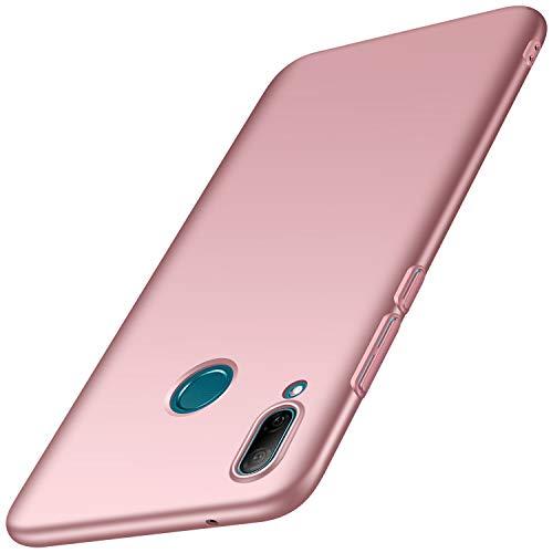 Almiao Funda Huawei Y9 2019,Funda Protectora de teléfono Delgada Minimalista Protector para Funda Huawei…