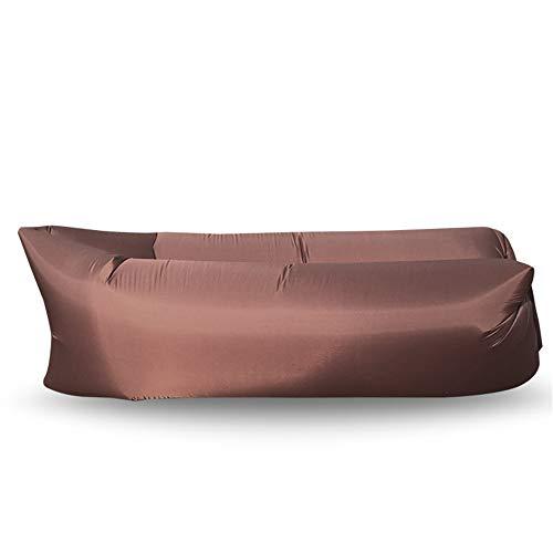 KFRSQ Opblaasbare Sofa Lounger Hangstoel Camping Stoelen Outdoor Lazy Air Bed Slaapzak