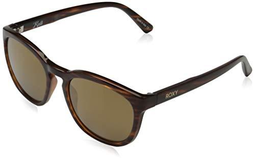 Roxy Kaili-Gafas De Sol para Mujer, Brown/Brown/Red-Combo, 1SZ