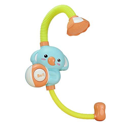 Spielzeug Kinderspielzeug Kinder Sommer Wasserspielzeug Strandspielzeug Baby-Dusche Wasser Spiel Wasserhahn elektrische Dusche Spray Kinderbad Baby-Dusche Wasserhahn elektrische Kinderbad