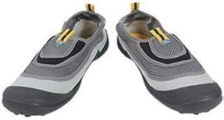 أحذية مائية Flatwater للرجال - رمادي غامق/ رمادي - 9