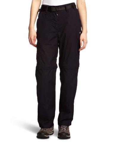 Craghoppers Kiwi Pantalon Convertible pour Femme Bleu DK Navy 42/Jambes Longues
