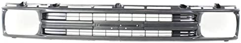 Koolzap For 89-91 Pickup オープニング 大放出セール Truck 2WD Assemb テレビで話題 RWD Front Grill Grille