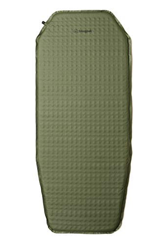 Snugpak Travelite Self Inflating Half Length Sleep Mat One Size Olive