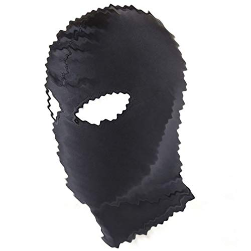 Adult Elastic Face Mask, Role Playing Mask for Party Games (Style 3)