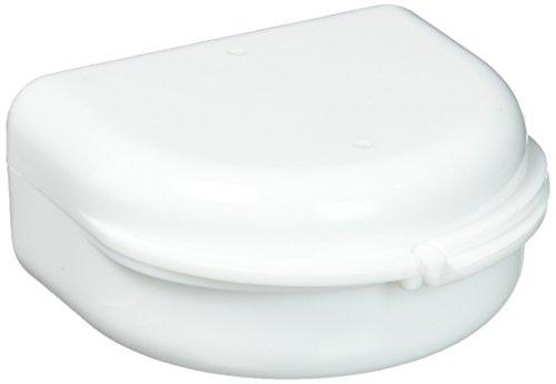 Pureline Oralcare Dental Retainer Box Tray Denture Mouth Night Guard Case